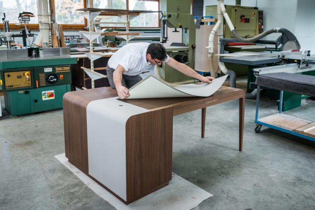 Rénovation meuble Chaumet